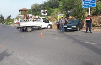 Kahramanmaraş'ta Feci Trafik Kazası: 6 Yaralı
