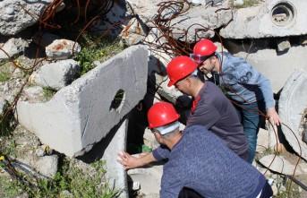 Kahramanmaraş'ta Afet ve Acil Durum Tatbikatı