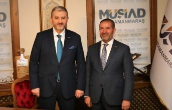 Kervancıoğlu: Yapısal Dönüşüm Adımları Paketini Önemsiyoruz