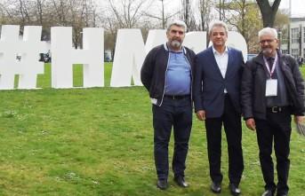 KMTSO, Dünyanın En Büyük Sanayi Ve Teknoloji Fuarı Hannover Messe'ye Katıldı