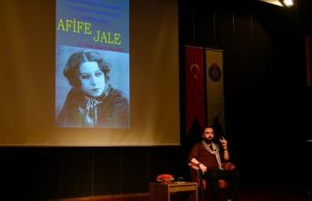 KSÜ'de Afife Jale Anısına Söyleşi Programı Gerçekleştirildi