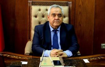 Rektör Özgül: İstiklal Madalyası, Kahramanmaraşlının Gurur Nişanesidir