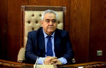 Rektör Özgül: Millet İradesinin Tecelli Ettiği Adres Türkiye Büyük Millet Meclisi'dir