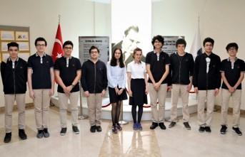 SANKO Okulları Kanguru Matematik Türkiye Finallerinde