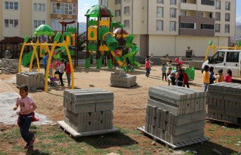 Afşin Belediyesi Dur Durak Bilmiyor