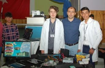 Afşin'de Mesleki ve Teknik Eğitim Fuarı Açıldı