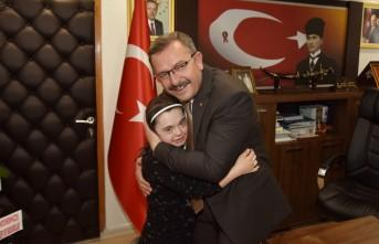 Başkan Aydın: Engelli Bireyler Toplumun Ayrılmaz Bir Parçasıdır