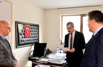 Başkan Güngör Elbistan'da Ziyaret ve İncelemelerde Bulundu