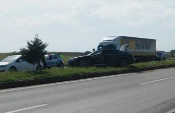 Kahramanmaraş'ta Zincirleme Trafik Kazası