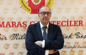 KGC Başkanı Çuhadar'dan AA'ya Başsağlığı