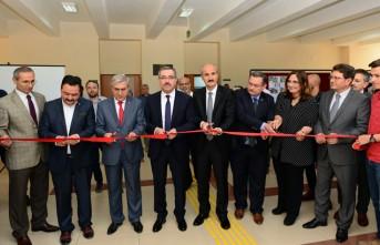 KSÜ'de Bahtiyar Yokuşu Sokak Sağlıklaştırma Proje Sergisi Açıldı