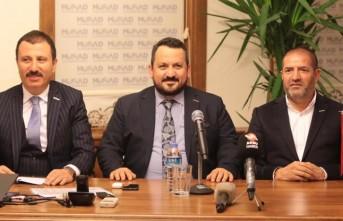 MÜSİAD 25. Genel Kuruluna Kahramanmaraş Damga Vurdu