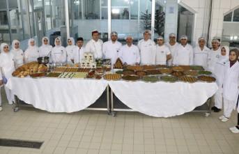 Ramazan Tatlıları İçin Hummalı Çalışma