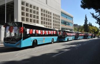 Bayramda Belediye Otobüsleri Ücretsiz