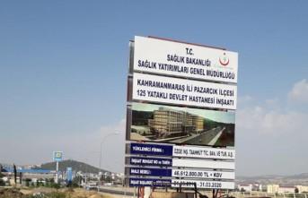 Pazarcık Devlet Hastanesinin Yapımı Neden Engellenmeye Çalışılıyor?