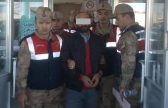 Elbistan'da İki Kişiyi Öldüren Zanlı Yakalandı