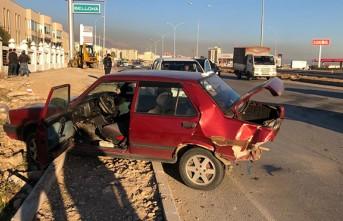 Kahramanmaraş Kayseri Yolunda Zincirleme Trafik Kazası
