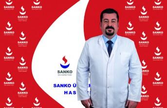 KBB Uzmanı Opr. Dr. Koray Tümüklü SANKO'da