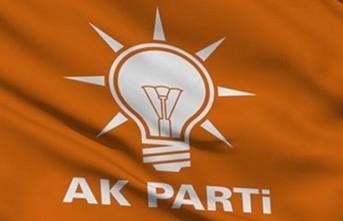 AK Parti İlçe Kongrelerini Erteledi