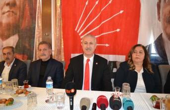 CHP İl Başkanı Şengül, Yeniden Aday Olduğunu Açıkladı