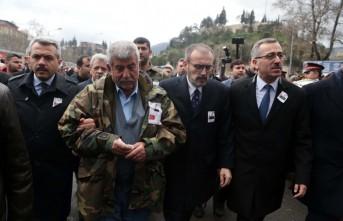 İdlib Şehidi Astsubay Kıdemli Çavuş Akif Akçadağ Ebediyete Uğurlandı