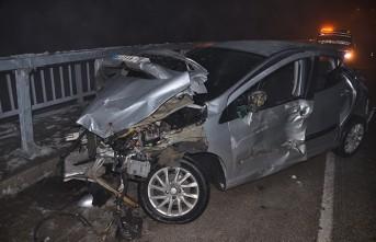Kahramanmaraş Adana Karayolunda Zincirleme Trafik Kazası