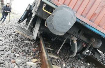 Kahramanmaraş'ta Tren Kazası