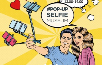 Pop-Up Selfıe Museum Eğlencesi SANKO Park'ta