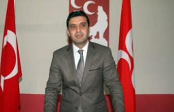 Afşin MHP İlçe Başkanına Bıçaklı Saldırı