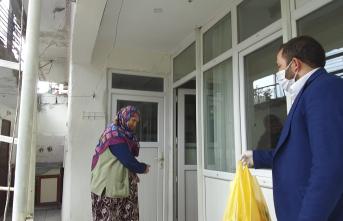 Büyükşehir Belediyesinden 65 Yaş ve Üstüne Alış Veriş Hizmeti