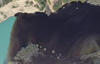 Sır Barajından Utanç Verici Ürküten Görüntüler