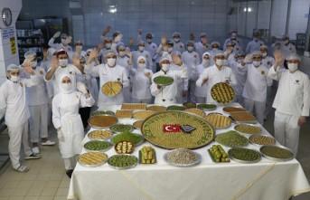 Alpedo-Kervan Lezzet Grubundan Ramazan Bayramına Özel 37 Çeşit Tatlı