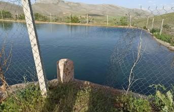 Elbistan'da Serinlemek İçin Gölete Giren Genç Boğuldu