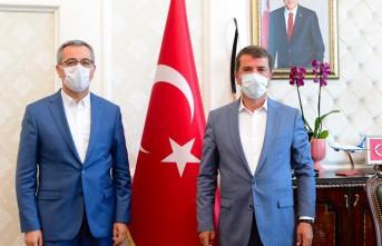 Başkan Güngör; Türkoğlu'na Türkiye İçin Model Olacak Çalışmalar Yapacağız
