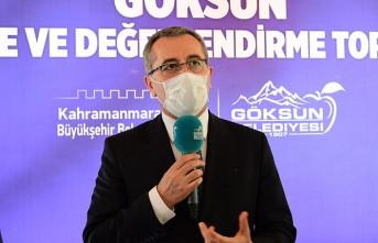 Büyükşehir'den Göksun'a 56 Milyon Liralık Yatırım