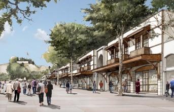 Büyükşehir'den Tarihi Kapalı Çarşıya Tarihi Proje
