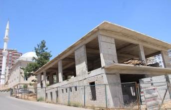 Selçuklu Taziye Evi İnşaatı Tamamlandı