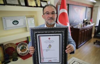 """Afşin Belediyesi, Tescilini Aldığı """"Efsus"""" İle Dünya Markası Olmayı Hedefliyor."""