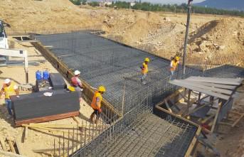 Selimiye-Yeşilyurt Köprüsü Çalışmaları Devam Ediyor