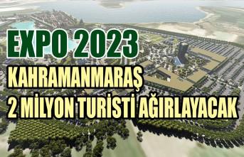 Kahramanmaraş, Expo 2023 İle Dünya Markası Olmayı Hedefliyor