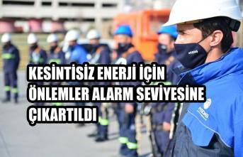 Kesintisiz Enerji İçin Önlemler Alarm Seviyesine Çıkartıldı