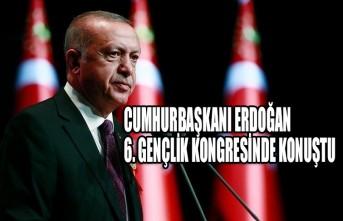Cumhurbaşkanı Erdoğan: Gençler kardeşliğimizin ve birliğimizin teminatısınız