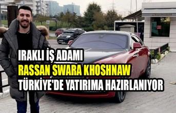 Iraklı İş Adamı Türkiye'de Yatırıma Hazırlanıyor