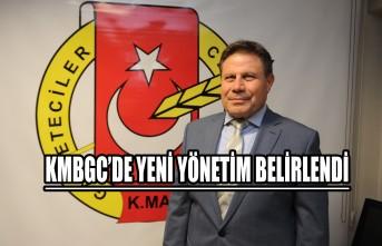 KMBGC'de Yeni Yönetim Belirlendi