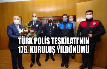 Türk Polis Teşkilatı'nın 176. Kuruluş Yıldönümü