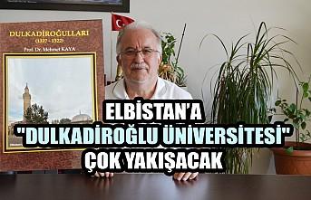 """Elbistan'a """"Dulkadiroğlu Üniversitesi"""" Kurulmasını İstiyoruz"""