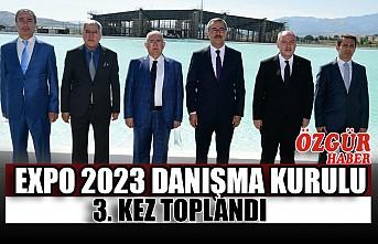 EXPO 2023 Danışma Kurulu 3. Kez Toplandı