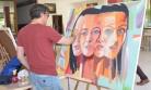 2. Uluslararası Sanat Çalıştayı Türkoğlu'nda Başladı