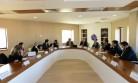 AB Türkiye Delegasyonu Uzmanları ve Spark Yetkilileri KSÜ'yü Ziyaret Etti