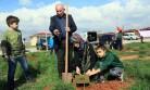 Afrin'e Destek İçin Zeytin Fidanı